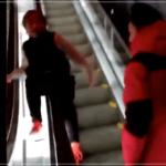 エスカレーターの炎上動画はラウンドワン堺駅前店か?特定情報は?